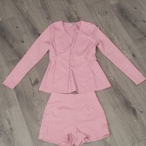 FashionNova Pink Outfit